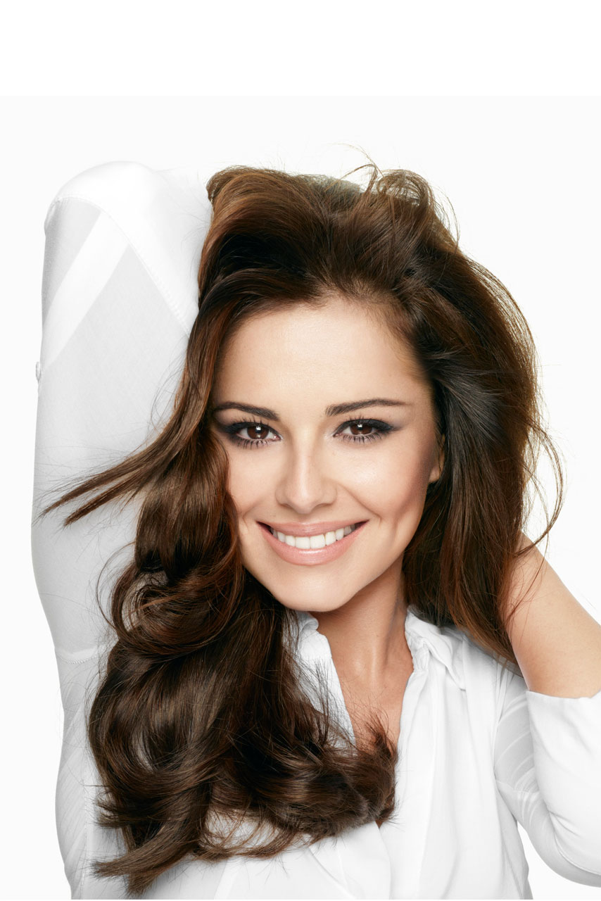 Cheryl Cole's new L'Oreal Paris beauty campaign revealed Cheryl Cole
