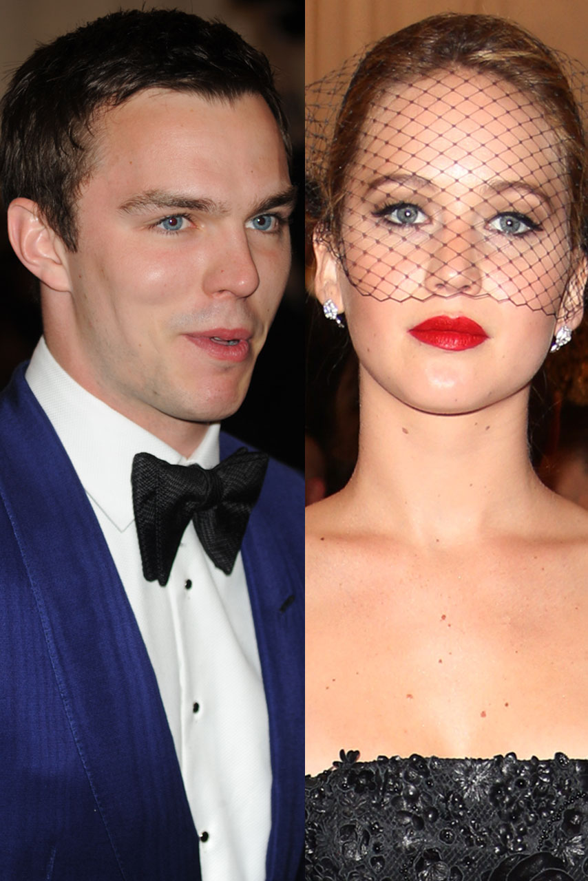 Jennifer Lawrence And Nicholas Hoult It S Back On