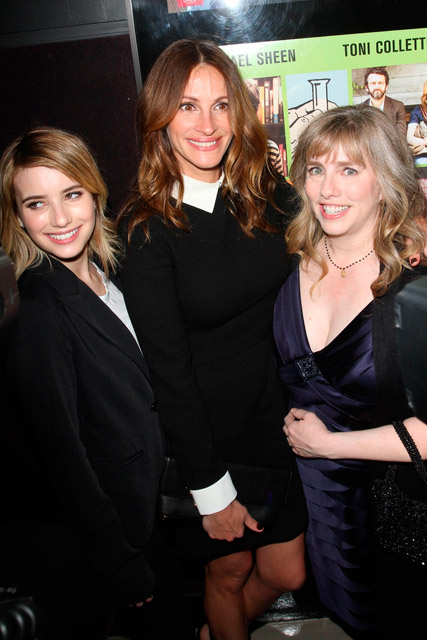 Julia Roberts and Emma Roberts - Jesus Henry Christ Premiere - Red Carpet Photos - Marie Claire - Marie Claire UK