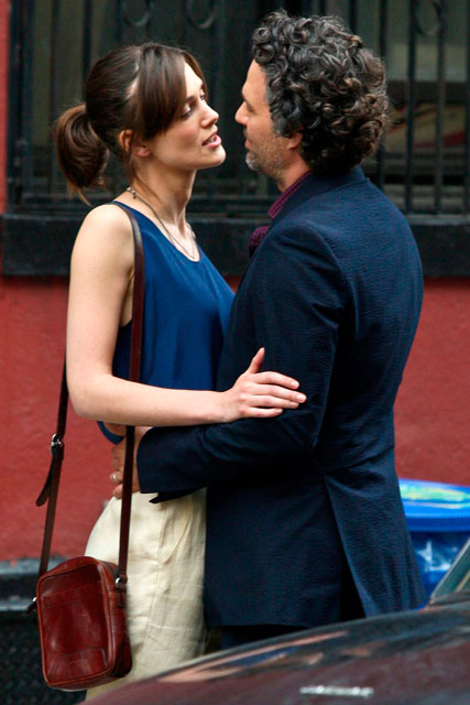 Keira Knightley and Mark Ruffalo - Can a Song Save Your Life? - Marie Claire - Marie Claire UK
