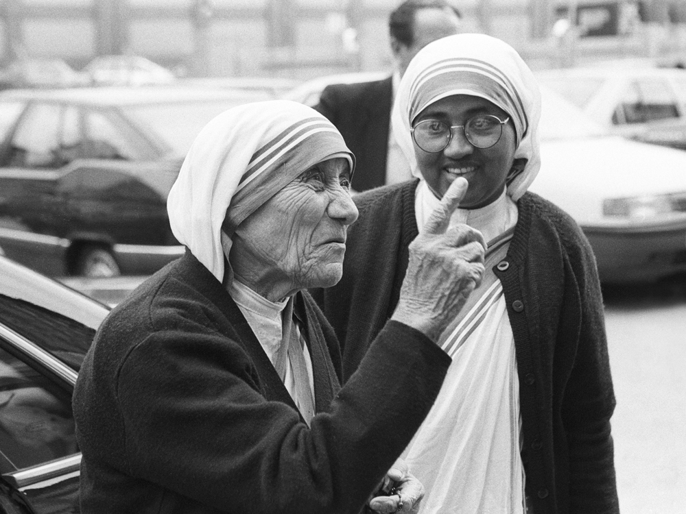 Female Nobel Peace Prize Winners Mother Teresa