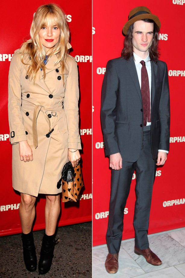 Are Sienna Miller and Tom Sturridge the new faces of Burberry?