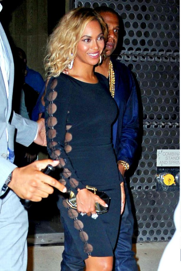 Beyonce - VMA afterparty - Marie Claire - Marie Claire UK