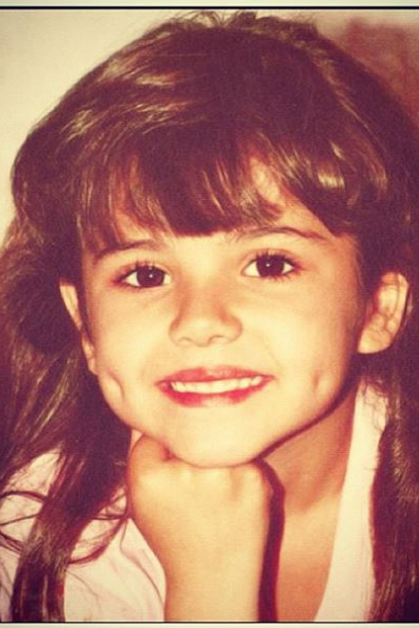 Cheryl Cole Shares Cute Childhood Snaps On Instagram