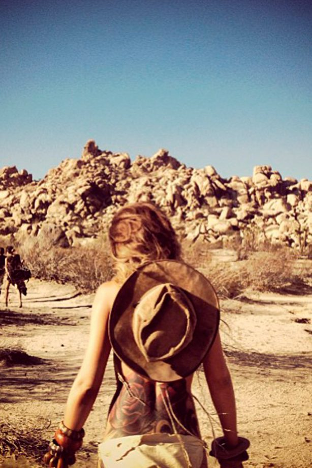 Cheryl Cole shares pictures from her holiday