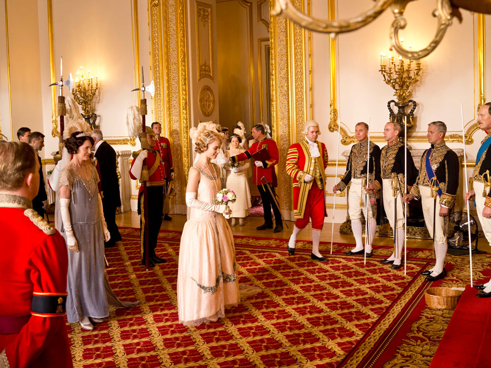 Bets Are On For An Even More Dramatic Christmas At Downton Abbey