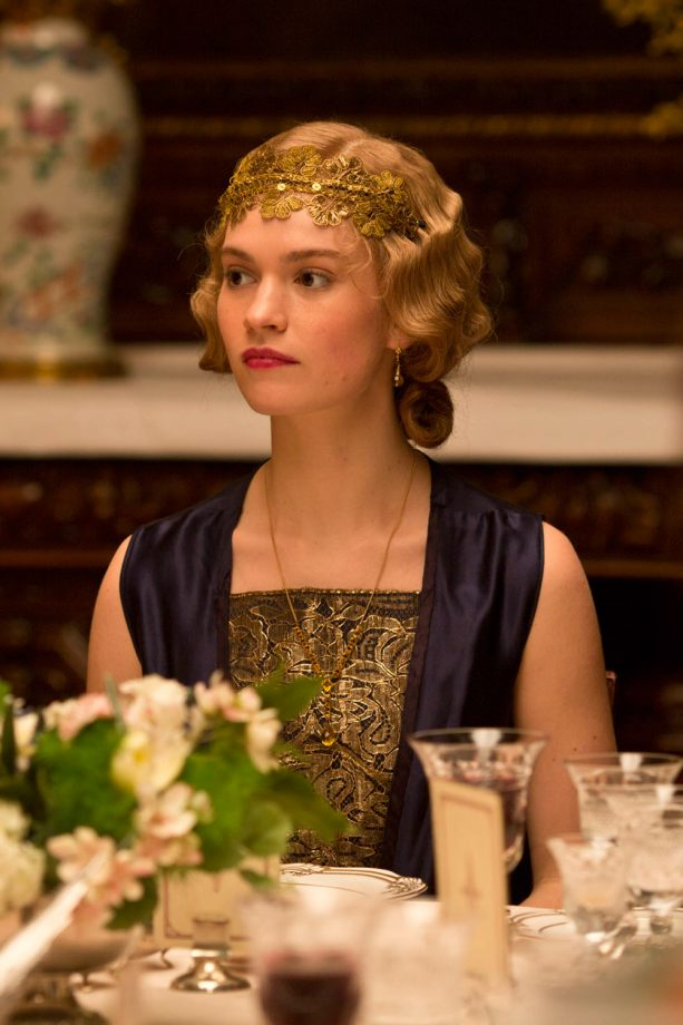 Downton Abbey series four pictures