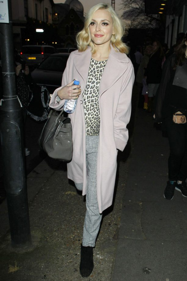 Fearne Cotton films new Top of the Pops for Christmas