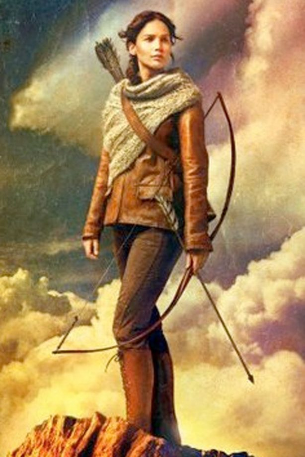 Jennifer Lawrence The Hunger Games: Catching Fire