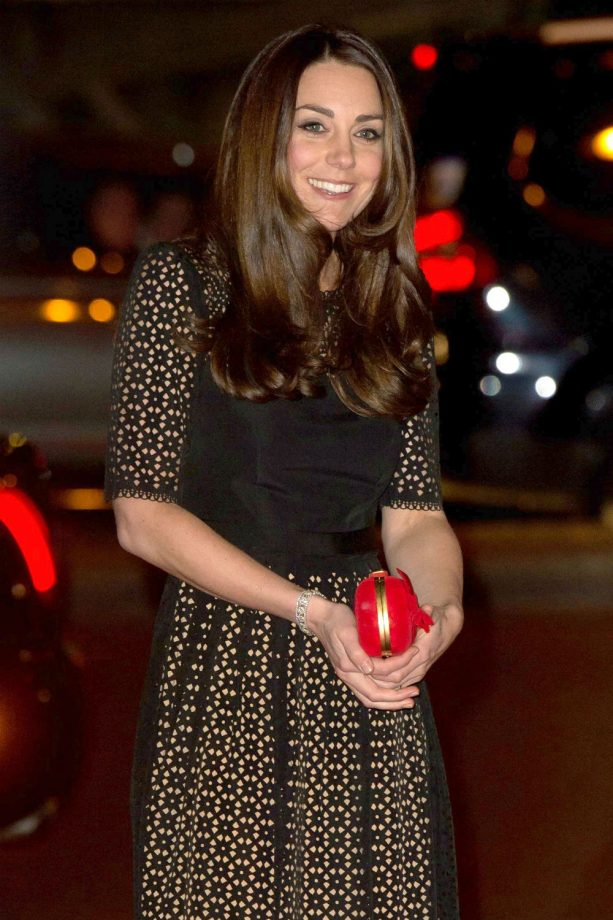 Kate Middleton wows in classic Temperley London dress