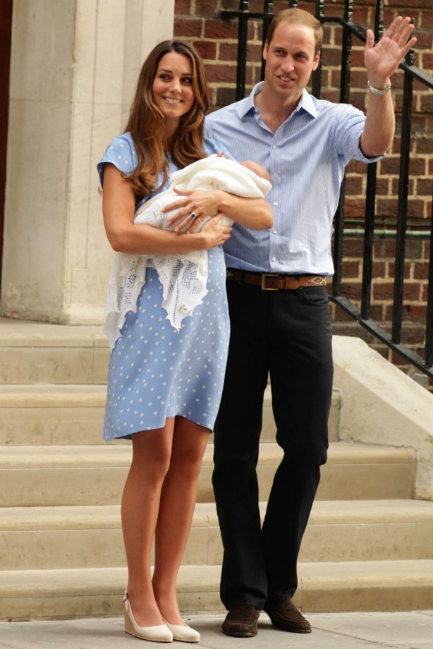 Kate Middleton, Prince William and the royal baby