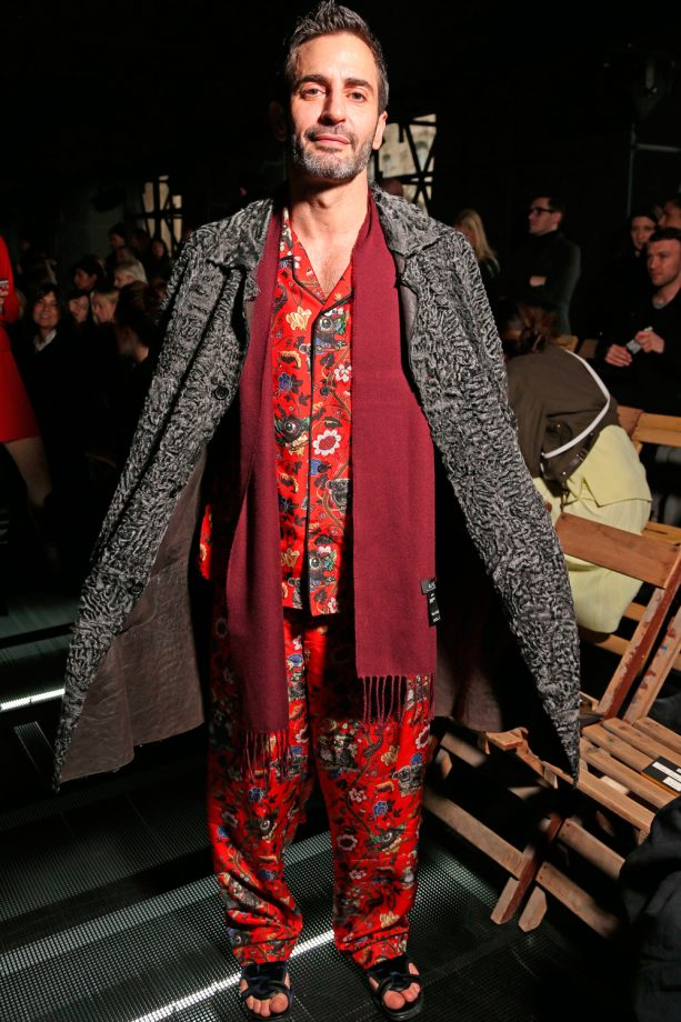 Marc Jacobs at Fashion Week