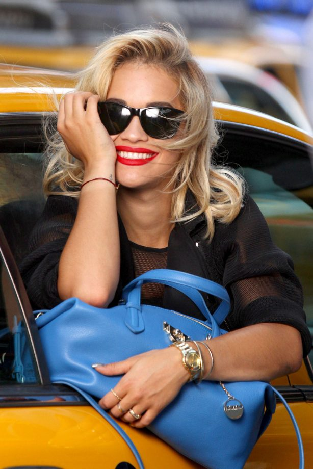 Rita Ora - DKNY - Marie Claire - Marie Claire UK