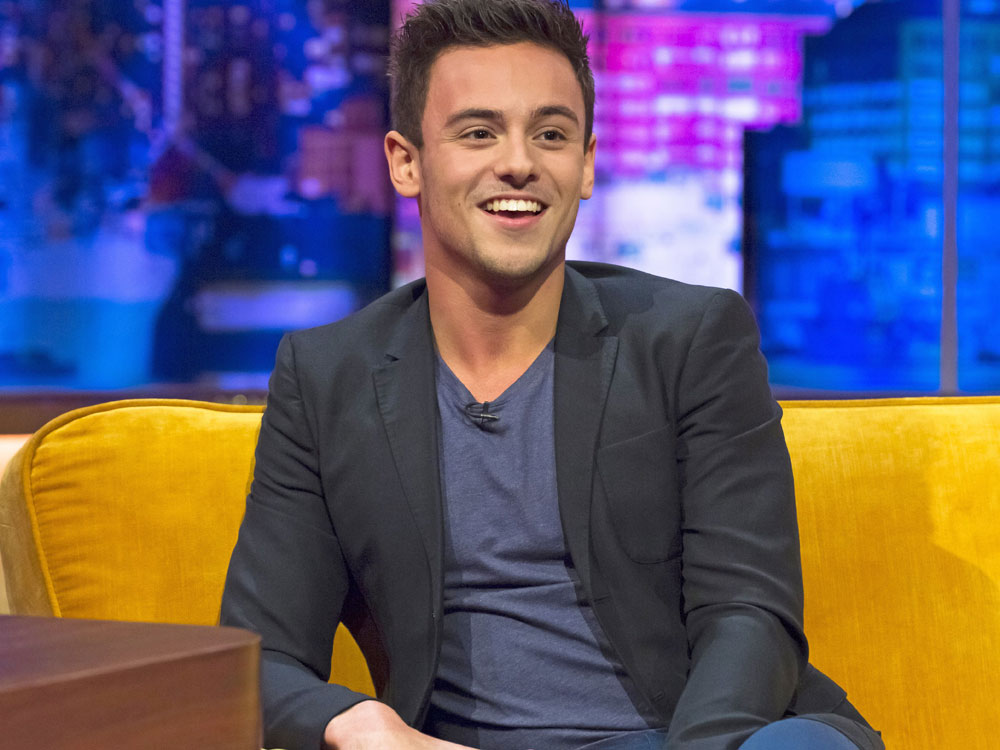 Tom daley christmas cleared