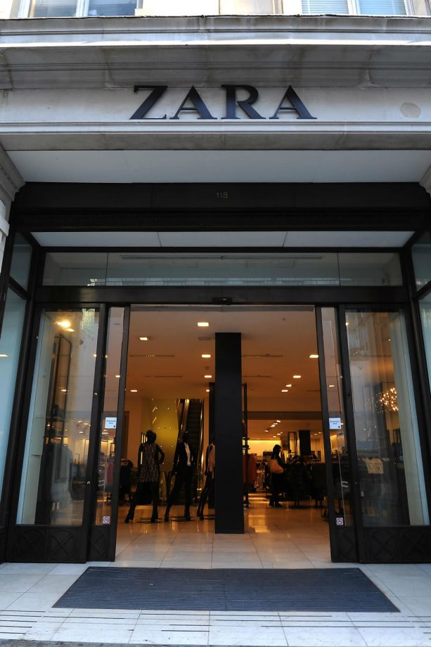 Zara urged to ban the production of angora products