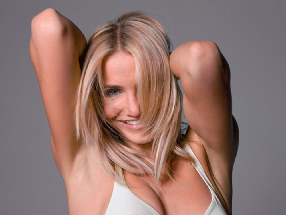 Cameron Diaz health and beauty tips and secrets