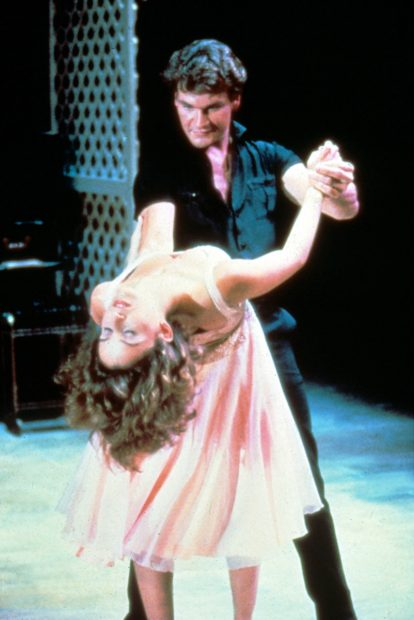 Iconic Movie Couples Dirty Dancing