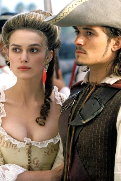 Iconic Movie Couples Pirates of the Caribbean