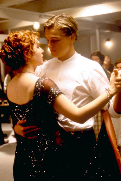 Iconic Movie Couples Titanic
