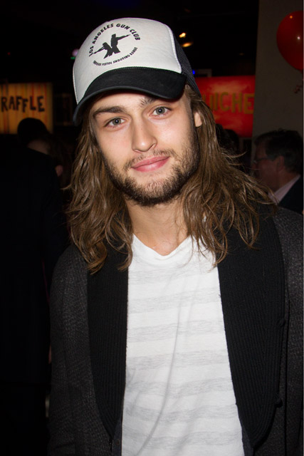 Douglas Booth - Marie Claire - Marie Claire UK