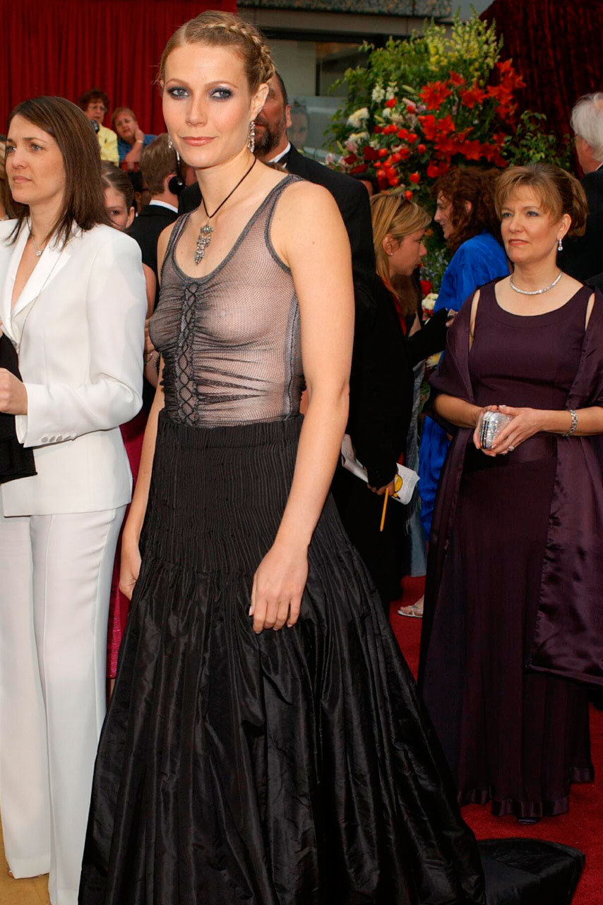 Gwyneth Paltrow opens up about her Oscars fashion disasters