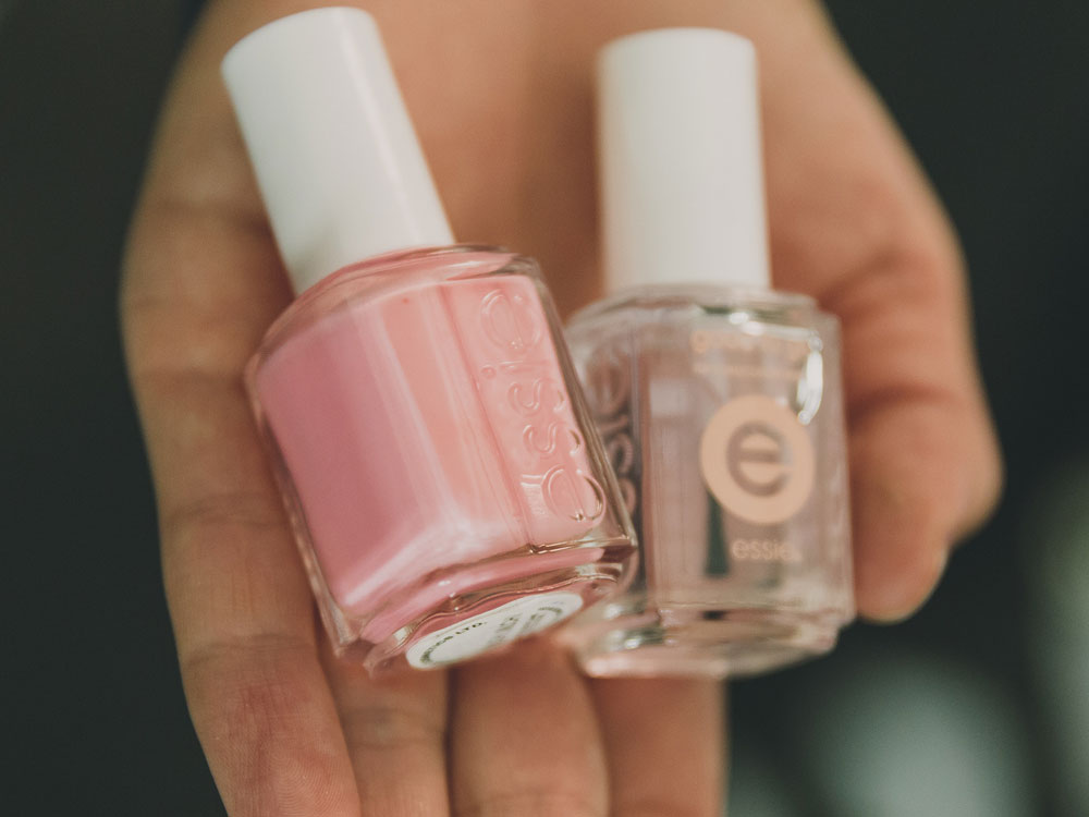 New York Fashion Week Has Spoken And Nude Nails Are In For AW14 ...