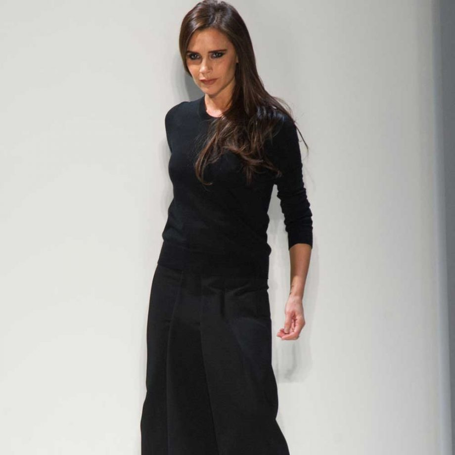 Victoria Beckham AW14 At New York Fashion Week, February 2014