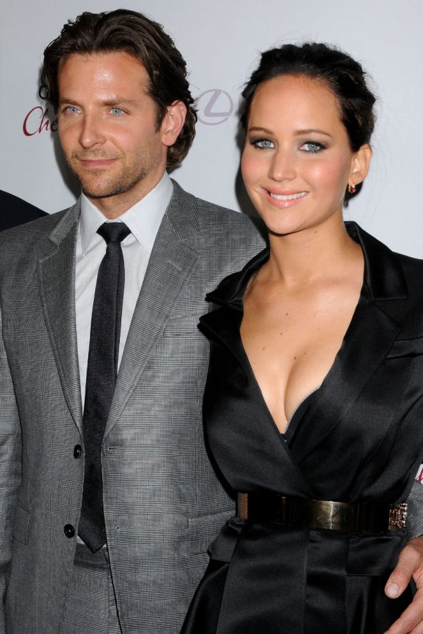 Jennifer Lawrence - Bradley Cooper - Silver Linings Playbook screening - Marie Claire - Marie Claire UK
