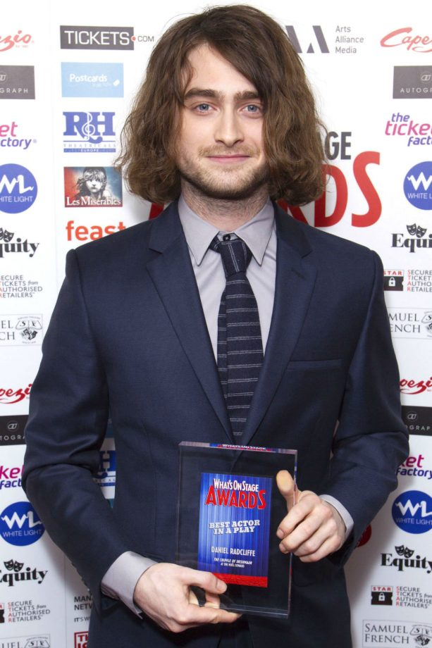 Daniel Radcliffe S Long Hair Taught Him Something About Women
