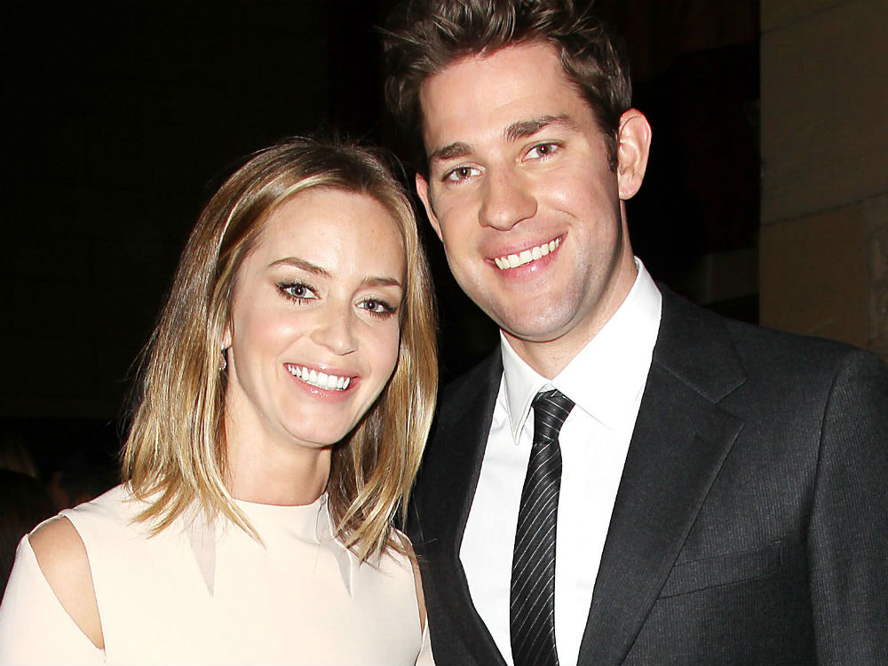 All the times Emily Blunt and John Krasinski were just the ...