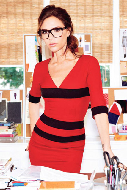 Victoria Beckham to add spectacles line to her growing fashion empire