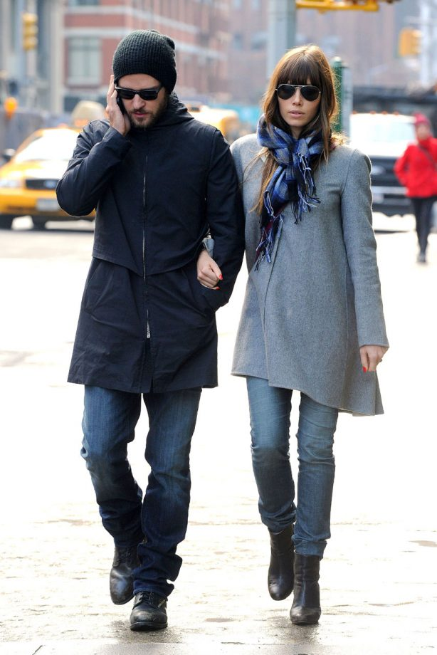 Jessica Biel - Justin Timberlake - pregnancy rumours - Marie Claire - Marie Claire UK