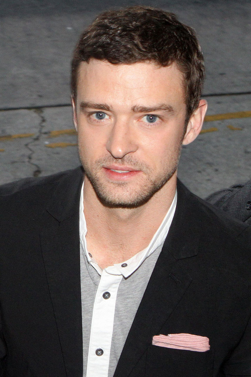 justin timberlake unveils new track suit and tie
