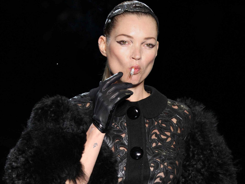 Models with tattoos and why they 39 re this season 39 s must for Kate moss tattoo