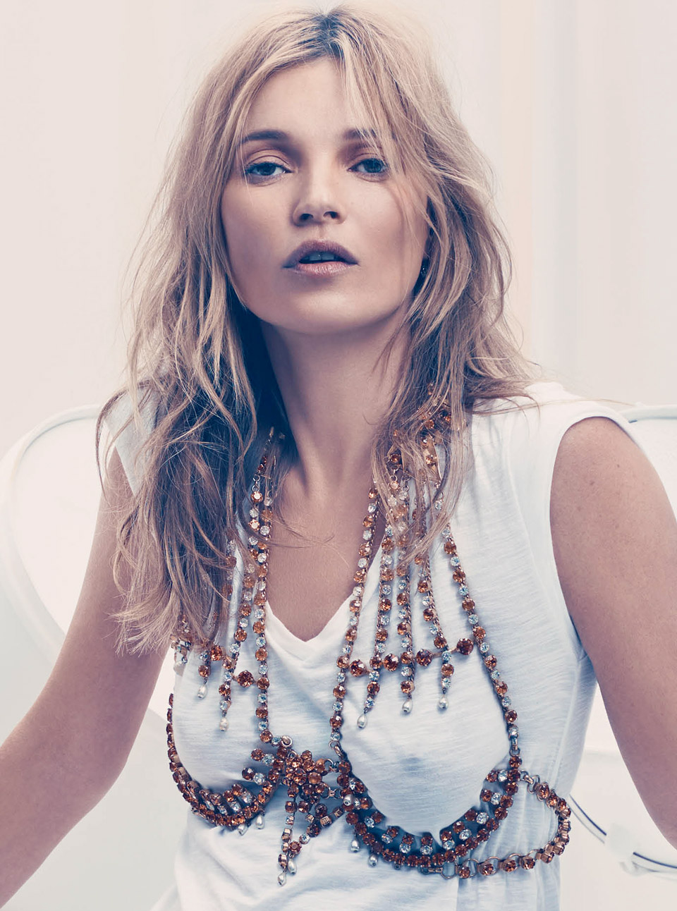 Kate Moss Is The Queen Of Cool On 37th Vogue Uk Cover: The Best Ever Kate Moss Quotes