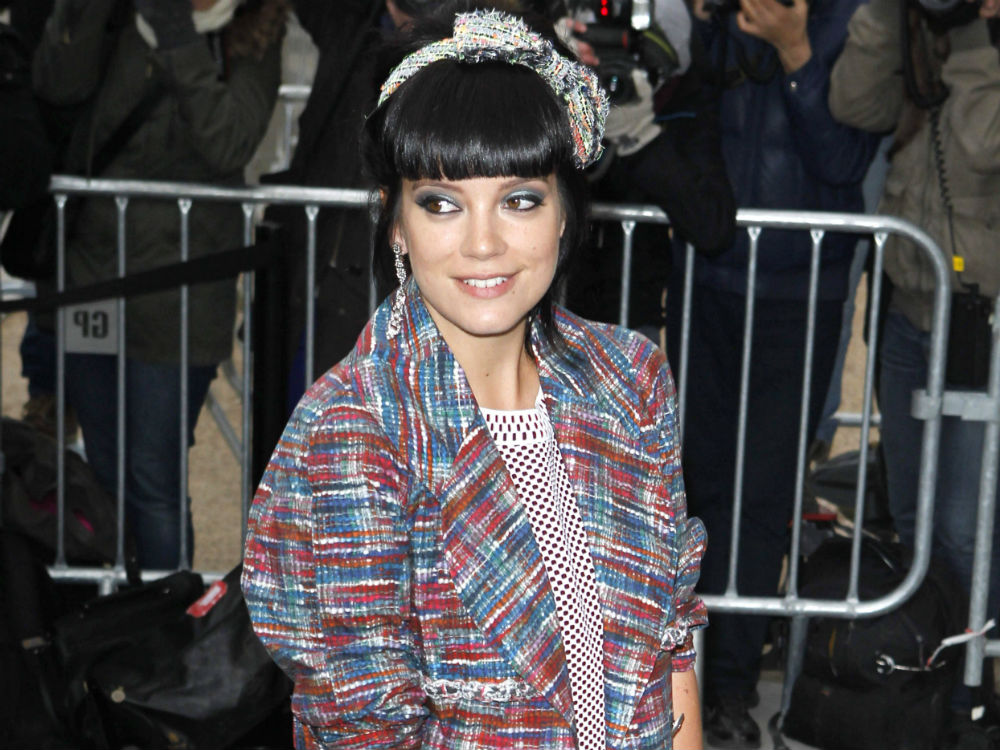 Lily Allen's Twitter Feud With Katie Hopkins Results In Her