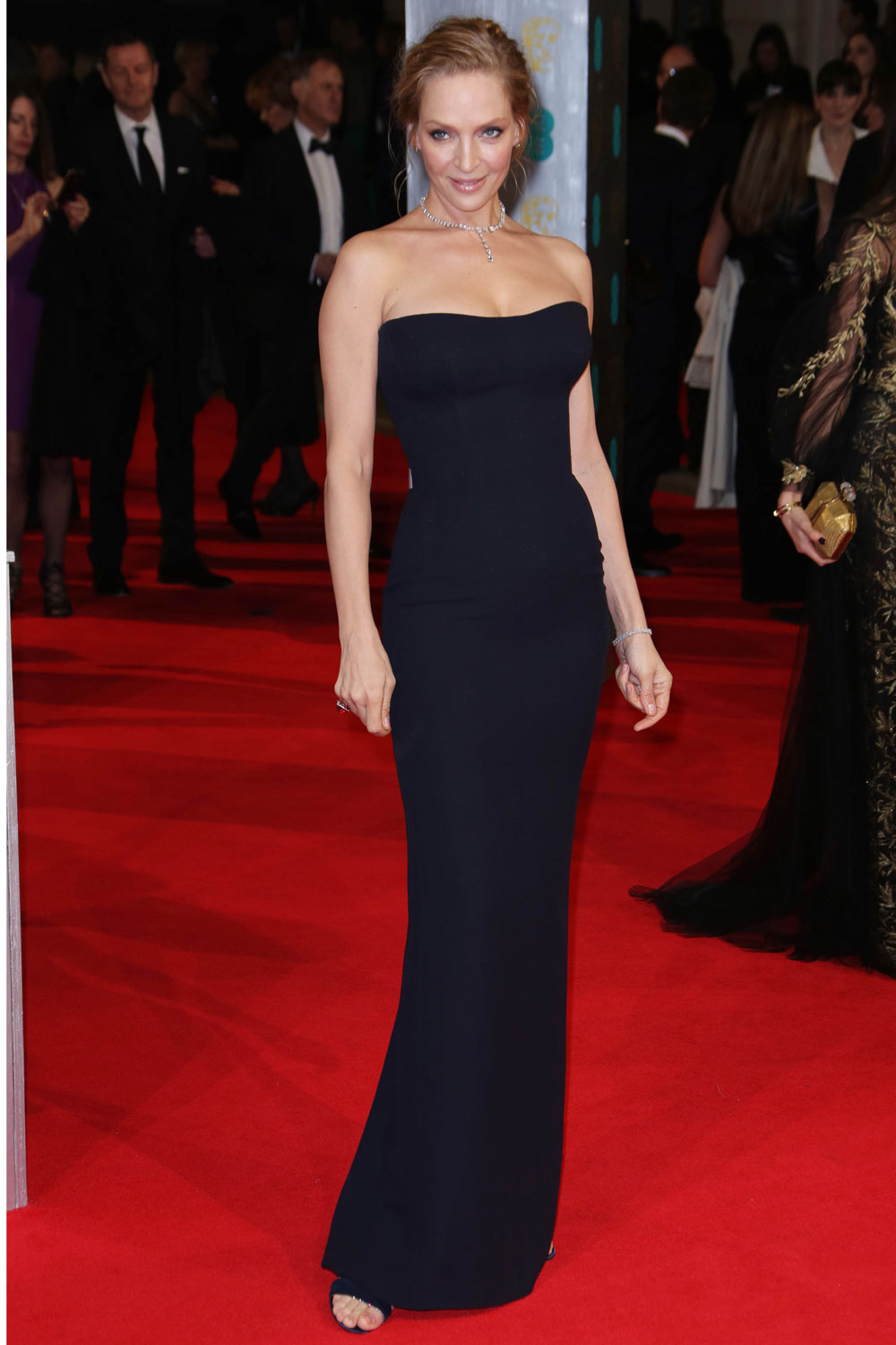 picture The 8 BAFTAs Looks We Can't Stop Talking About
