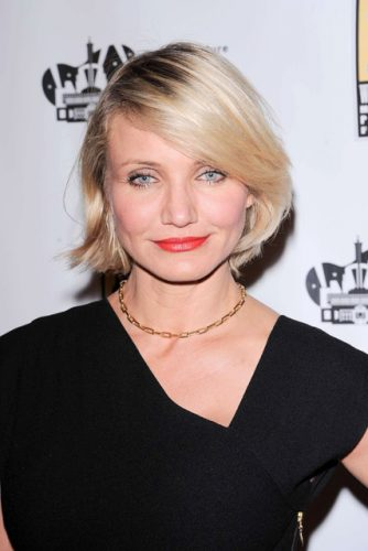 Cameron diaz cried after haircut urmus Image collections
