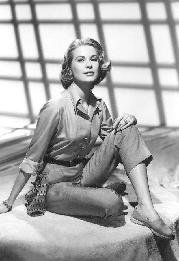 Grace Kelly Style Clothing Images Galleries With A Bite