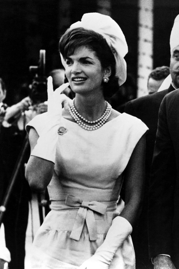 Jackie Kennedy Fashion: Ultimate Style Icons Jacqueline Kennedy Onassis