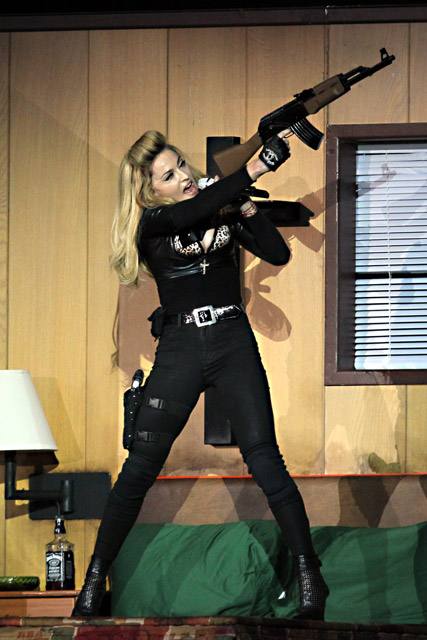 Madonna - MDNA World Tour - Marie Claire - Marie Claire UK