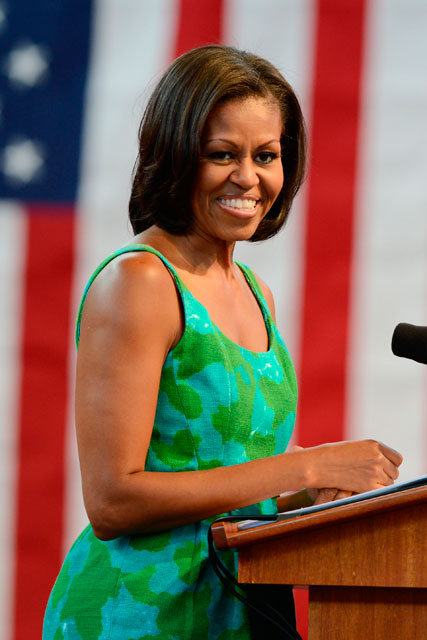 Michelle Obama - Marie Claire - Marie Claire UK