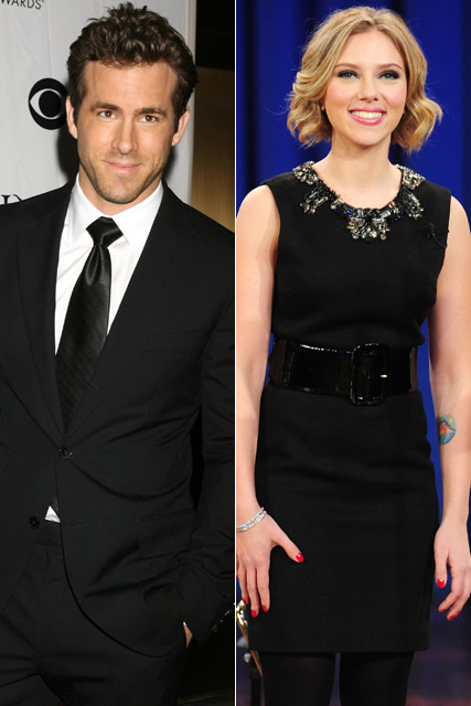 Scarlett Johansson and Ryan Reynolds - Scarlett Johansson and Ryan Reynolds split - Celebrity splits 2010 - Marie Claire