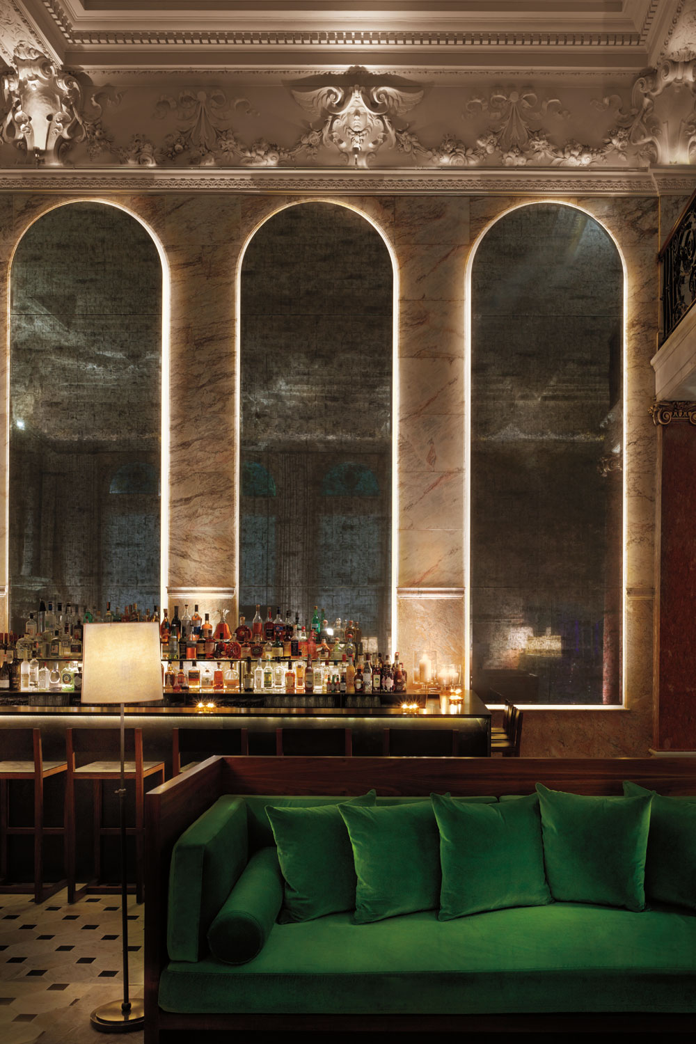 Ace Hotel Shoreditch: 9 Hip Hotel Bars That Have Become A Destination In Their