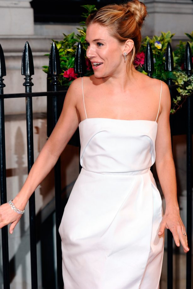 Sienna Miller at BFI Gala Dinner