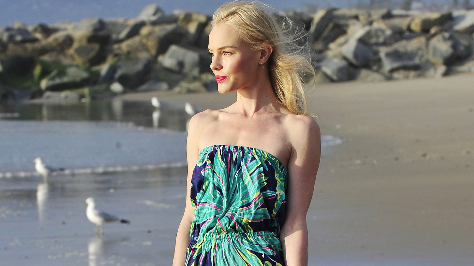 shopping marie claire beach dresses that ll make you want a holiday right now