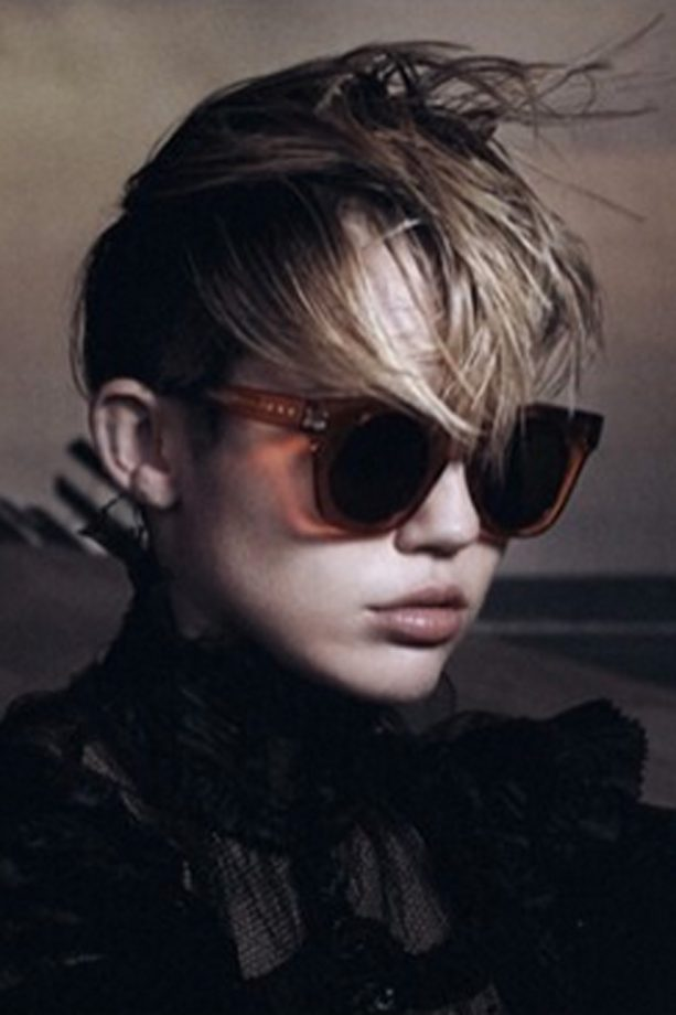 Miley Cyrus Marc Jacobs garticle