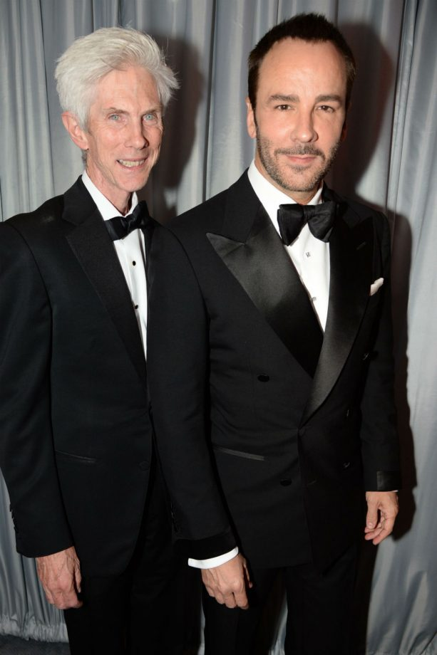 Tom Ford Richard Buckley married