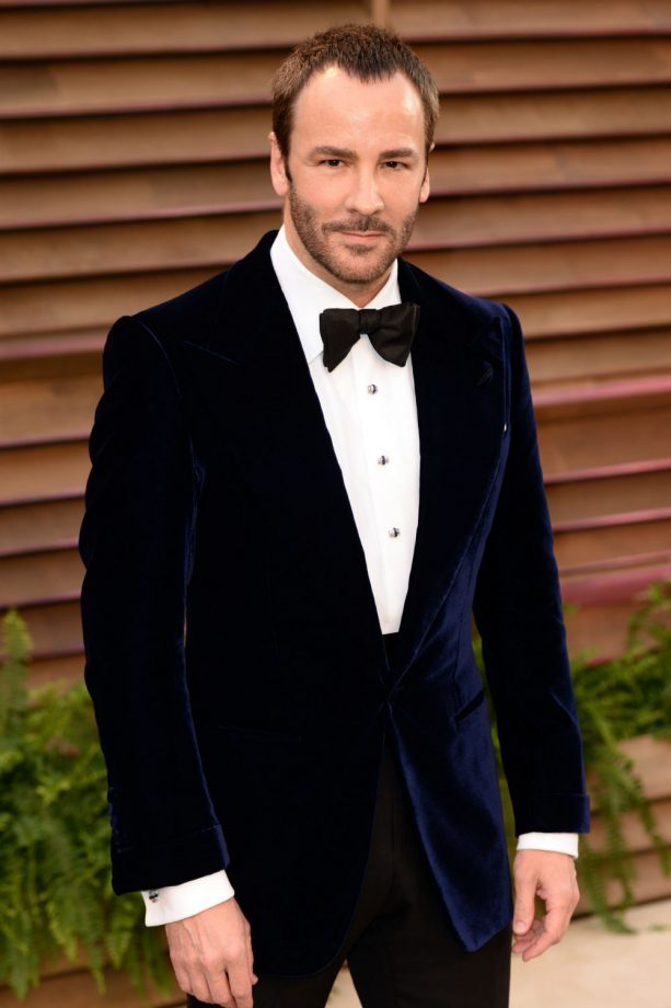 Tom Ford launches e-commerce site