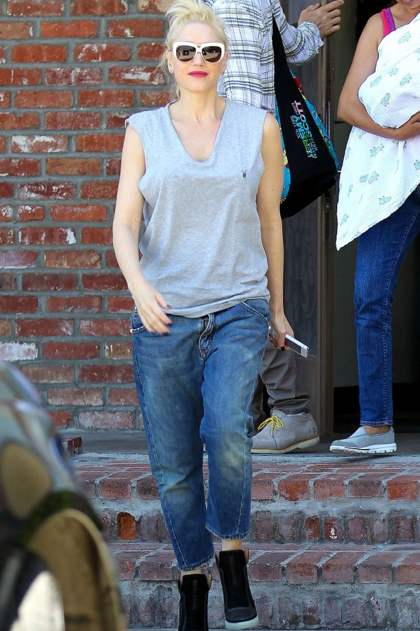 Don't Wash Denim Gwen Stefani